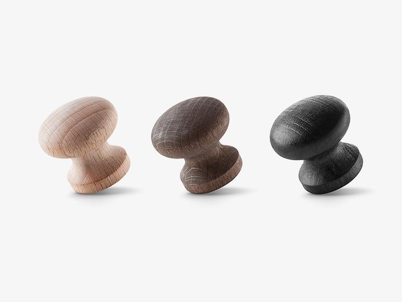 Dekorative Beschichtung Von Holz